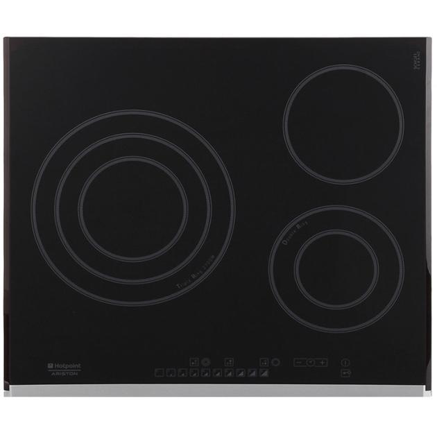 Hotpoint-Ariston KRO 632 TD Z Черный, Электрическая, Стеклокерамика