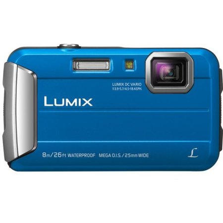 Panasonic Lumix DMC-FT30 Синий, 16.6