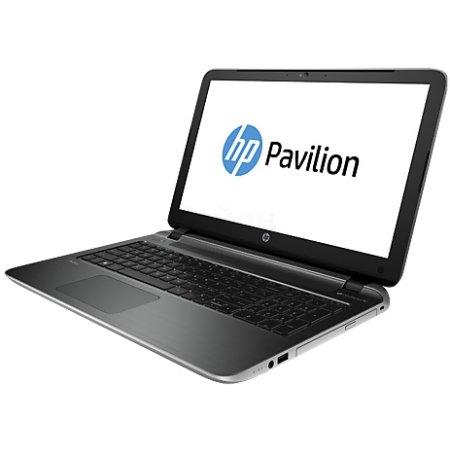 "HP Pavilion 15-p201ur 15.6"", AMD A10, 2100МГц, 6Гб RAM, 750Гб, Серебристый, Wi-Fi, Windows 8.1, Bluetooth"