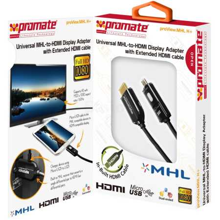 Promate proView MHL H+