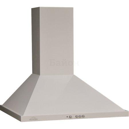Elikor Оптима 50П-400-К3Л 60см, Белый, Каминная, 400куб.м/ч