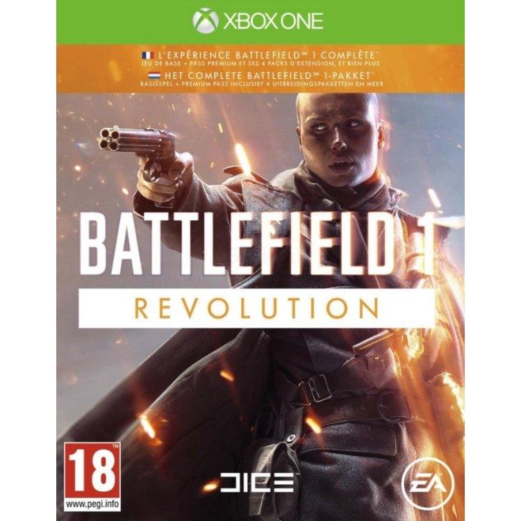 Battlefield 1: Revolution Edition Xbox One, специальное издание, Русский язык