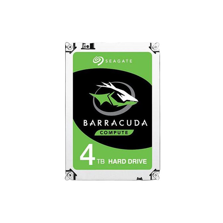 Seagate BarraCuda 4000Гб