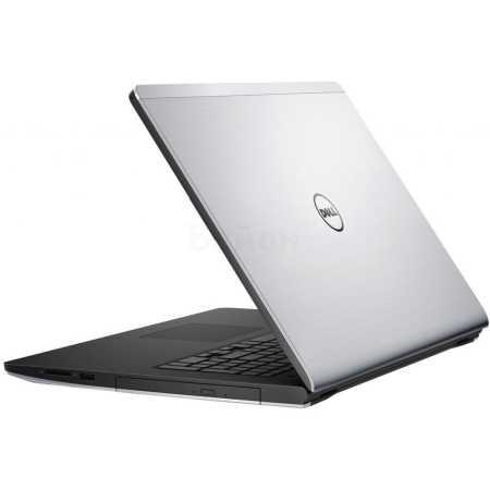 "Dell Inspiron 5749 17.3"", Intel Core i5, 2200МГц, 4Гб RAM, 1Тб, Серебристый, Wi-Fi, Windows 8.1, Bluetooth"