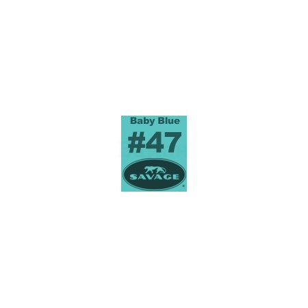 "Фон бумажный Savage 47-12 WIDETONE BABY BLUE цвет ""Голубой"", 2,72 x 11 метров"