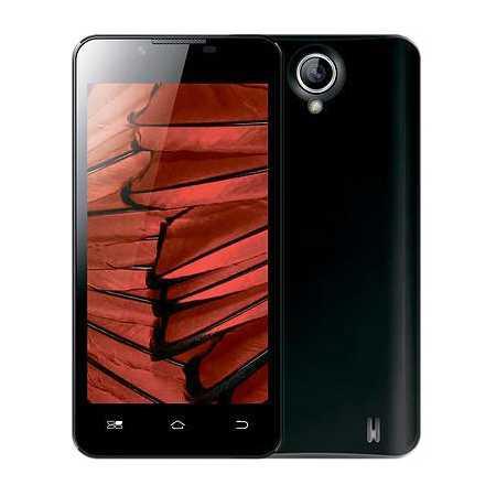 4GOOD S500M 4Гб, Черный, Dual SIM, 3G