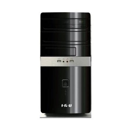 IRU Office 311 Intel Core i3 4170, 3700МГц, 4Гб, 1024Гб, DOS, DVDRW, Черный