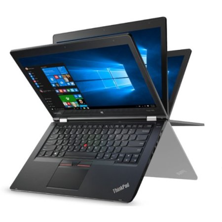 "Lenovo ThinkPad Yoga 460 20EL0019RT 14"", Intel Core i7, 2500МГц, 8Гб RAM, DVD нет, 1Тб, Черный, Wi-Fi, Windows 10 Pro, Bluetooth"
