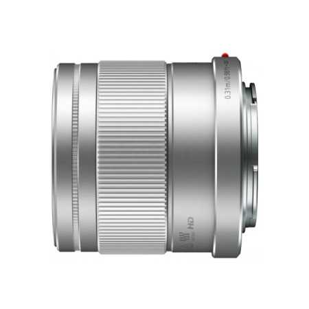 Panasonic 42.5mm f/1.7 G Aspherical Power O.I.S. Широкоугольный, Micro 4/3