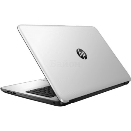 "HP 15-ay072ur 15.6"", Intel Core i3, 2000МГц, 12Гб RAM, DVD-RW, 1Тб, Windows 10, Серебристый, Wi-Fi, Bluetooth"