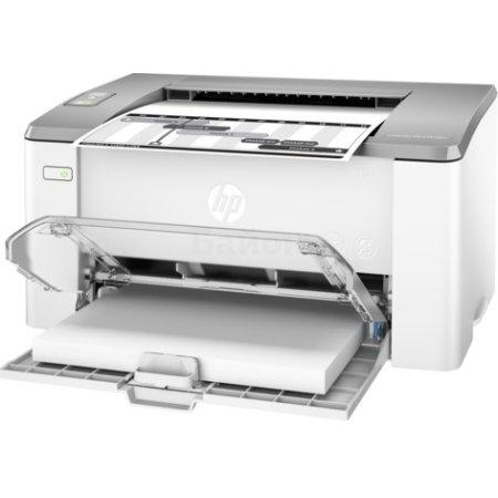 HP LaserJet Ultra M106w Лазерный \ светодиодный, Белый, Черно-белая, А4