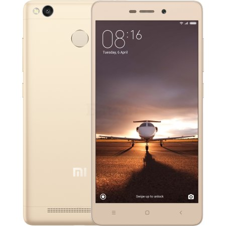 Xiaomi Redmi 3S 32Gb Золотой