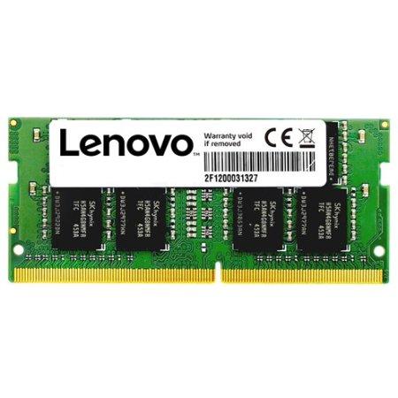 Lenovo 4X70J67434 DDR4, 4, PC3-17000, 2133, SO-DIMM