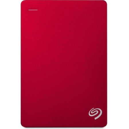 Seagate Backup Plus STDR1000201 4 Тб, Красный