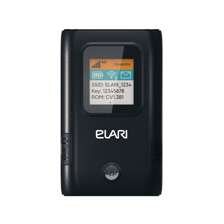 Портативный 4G роутер Elari SmartWifi Lite