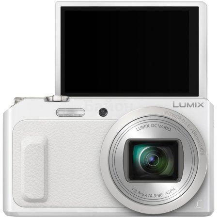 Panasonic Lumix DMC-TZ57 Белый