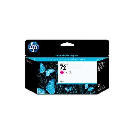 HP 72 Пурпурный, Тонер-картридж, Стандартная, нет