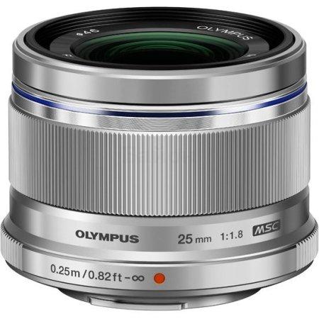 Olympus M.Zuiko Digital 25mm f/1.8 Широкоугольный, Micro 4/3