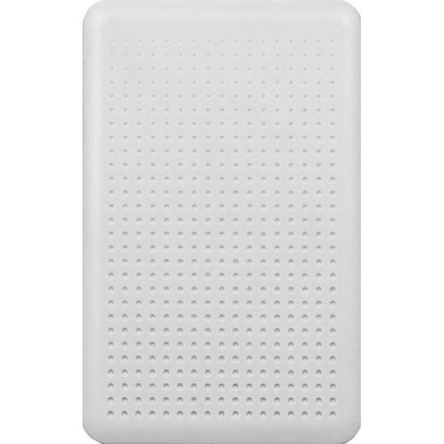 "Внешний корпус для HDD AgeStar SUB2O7 SATA II пластик/сталь белый 2.5"""