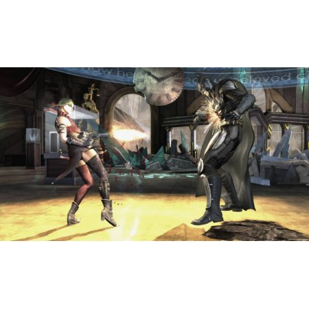 Injustice: Gods Among Us [PS3, русские субтитры] Русский язык, Sony PlayStation 3, единоборства