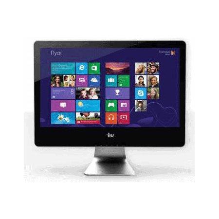 IRU Office T2112 Черный, 500Гб, Pentium G3240, 4Гб, HDG, без ОС