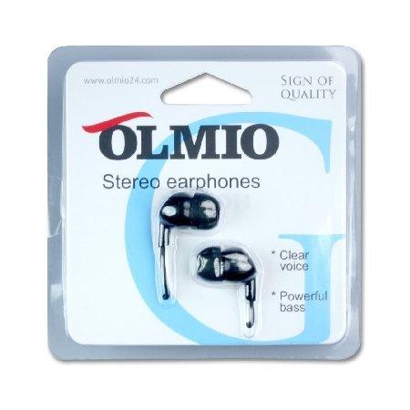 Olmio Stereo Earphones черный