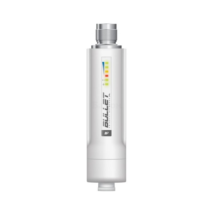 Ubiquiti Bullet M5HP Белый, 100Мбит/с, 5