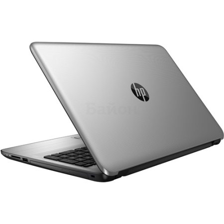"HP 250 G5 15.6"", Intel Core i3, 2000МГц, 4Гб RAM, DVD-RW, 500Гб, Серебристый, Wi-Fi, Windows 10 Pro, Bluetooth"