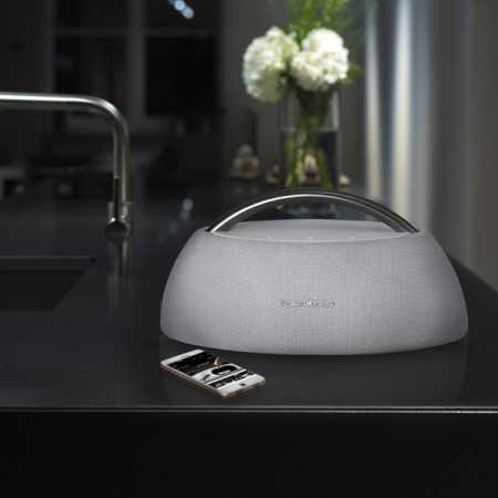 Harman Kardon Go + Play Mini Белый