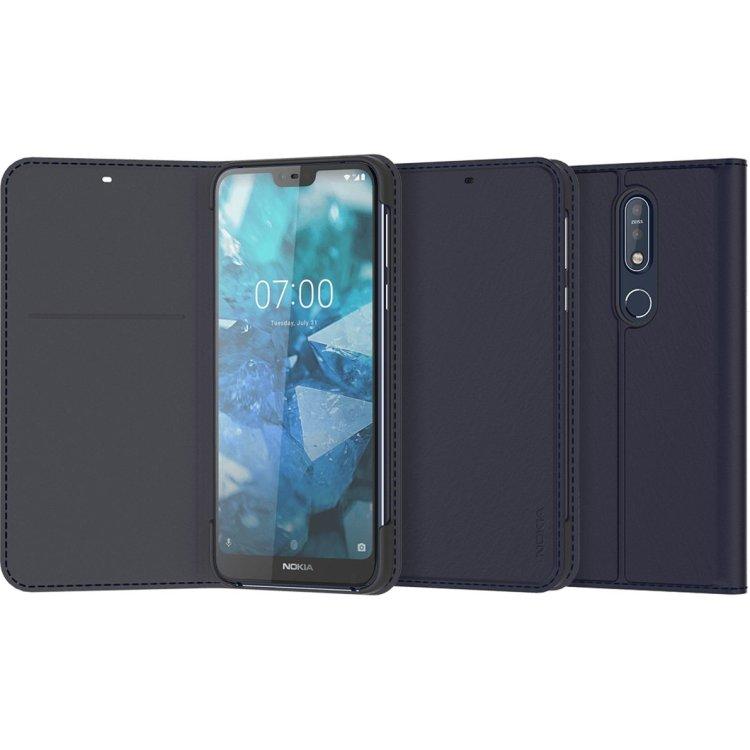 Чехол-подставка Nokia 7.1 Flip Cover