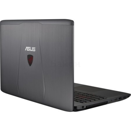 "Asus ROG GL552VX 15.6"", Intel Core i5, 2300МГц, 8Гб RAM, DVD-RW, 1Тб, Серый, Wi-Fi, Windows 10, Bluetooth"