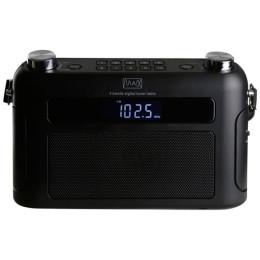 MAX МR-310T Наличие FM, Черный Наличие FM, Черный