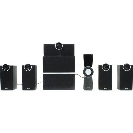 Edifier C6XD Черный, mini jack, MDF