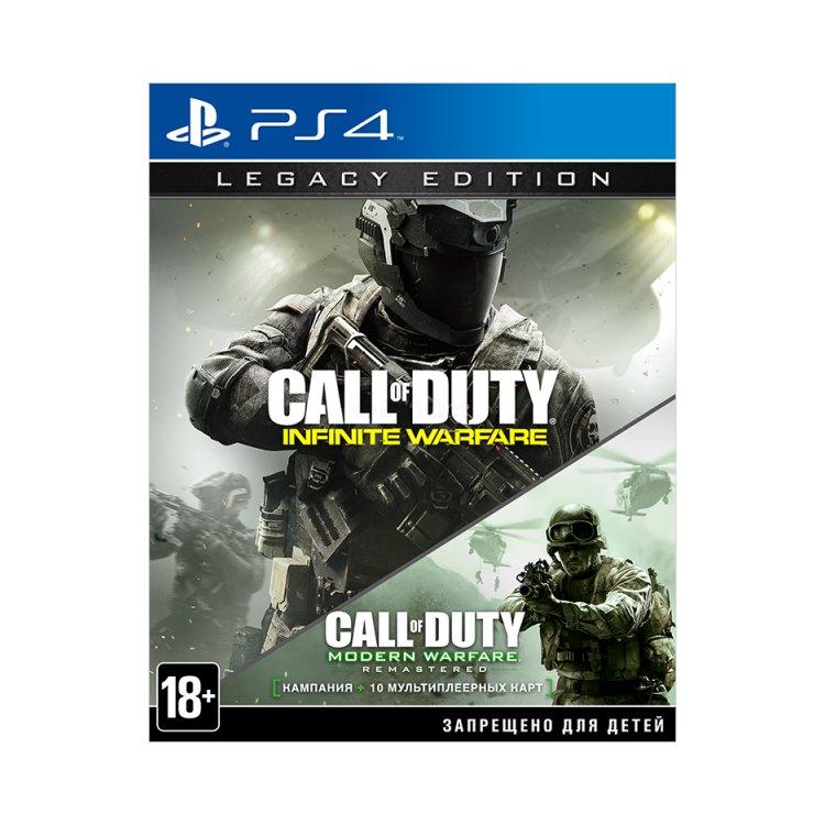 Купить Call of Duty: Infinite Warfare в интернет магазине бытовой техники и электроники