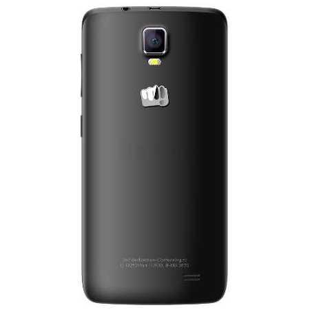 Micromax Bolt Q333 4Гб, Черный, Dual SIM, 3G