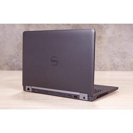 "Dell Latitude E5470-4974 14"", Intel Core i5, 2300МГц, 8Гб RAM, DVD нет, 1Тб, Windows 10, Windows 7, Черный, Wi-Fi, Bluetooth"