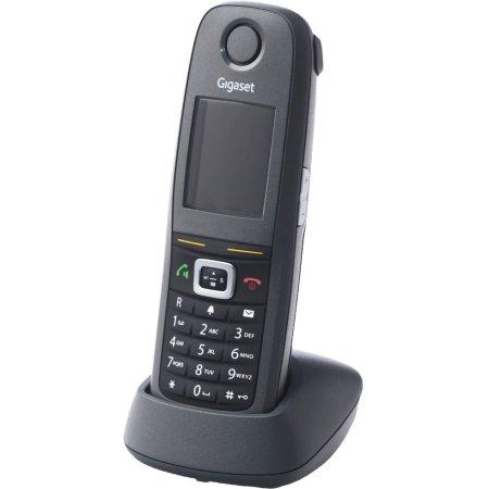 Gigaset R650H Pro 1, 1, Черный, Дисплей