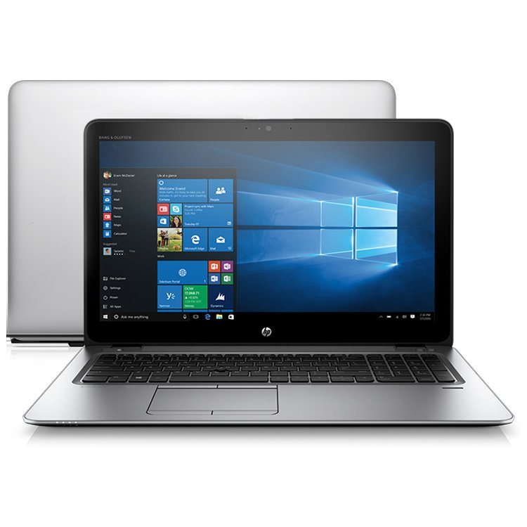 "HP EliteBook 850 G4 15.6"", Intel Core i7, 2700МГц, 8Гб RAM, 256Гб, Windows 10 Pro"