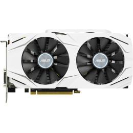 Asus AMD Radeon RX 480 Dual OC 4096Мб, GDDR5, 1300MHz, DUAL-RX480-O4G