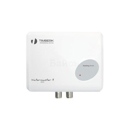 Timberk WHE 8.0 XTN Z1 Белый, кран нагрева