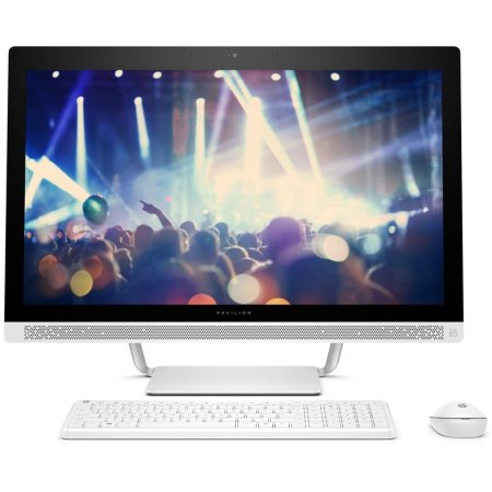 HP 27-a154ur Белый, 8Гб, 1000Гб, Windows, Intel Core i5