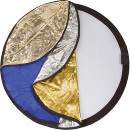 Отражатель круглый RE2001(5 в 1) 56 см/22 дюйма