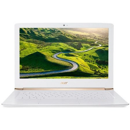 "Acer Aspire S5-371-525A 13.3"", Intel Core i5, 2300МГц, 8Гб RAM, DVD нет, 256Гб, Белый, Wi-Fi, Windows 10, Bluetooth"