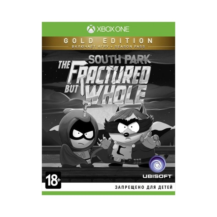 South Park: The Fractured but Whole. Gold Edition Xbox One
