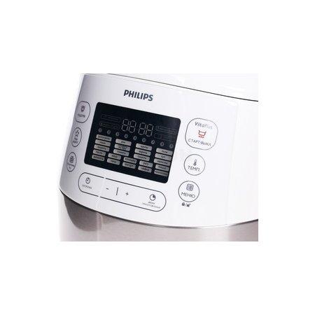 Philips HD4734/03 Серебристый, 5л