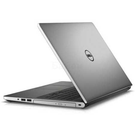 "Dell Inspiron 5559-9365 15.6"", Intel Core i5, 2300МГц, 8Гб RAM, 1Тб, Серебристый, Wi-Fi, Linux, Bluetooth"