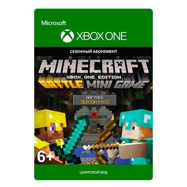 Microsoft Minecraft: Дополнение Season Pass 8806188704479