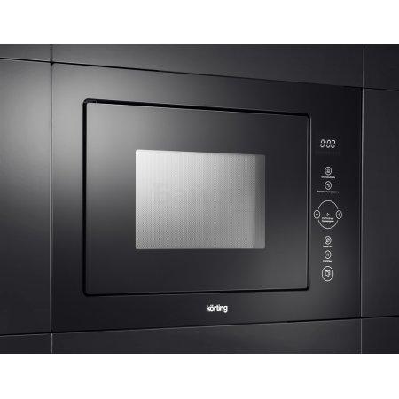 Korting KMI 825 TGN Черный, 25л, 900Вт
