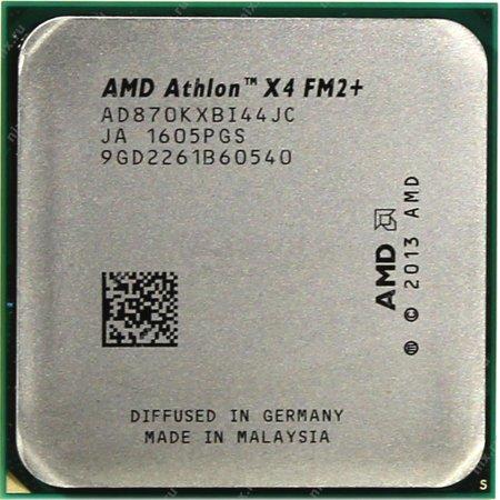 AMD Athlon X4 870 4 ядра, 3900МГц, OEM