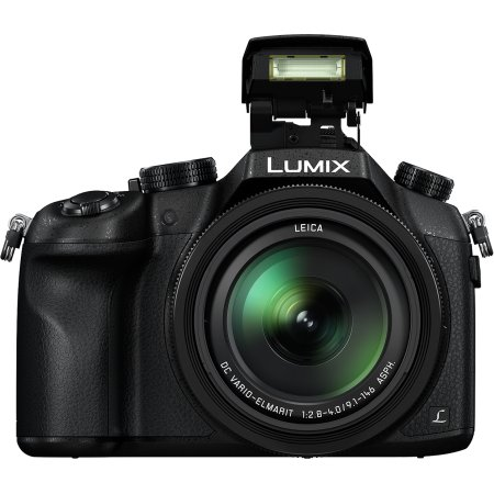 Panasonic Lumix DMC-FZ1000 Черный, 20.1